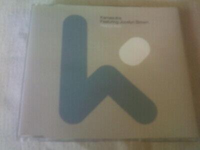 KAMASUTRA / JOCELYN BROWN - HAPPINESS - 6 MIX DANCE CD SINGLE