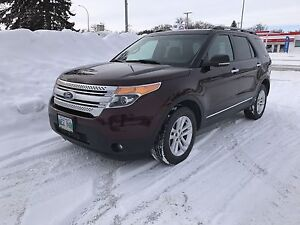 2011 Ford Explorer XLT AWD