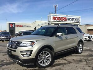 2017 Ford Explorer LTD 4WD - 7 PASS - NAVI - PANO ROOF - SELF PA