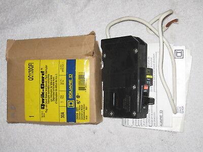 Qo130gfi Square D Gfi Circuit Breaker New In Box