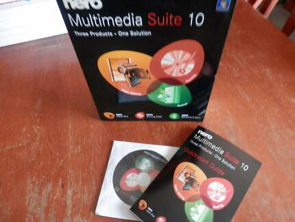 Nero Multi-Media Suite 10
