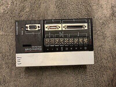 Reliance Electro-Craft BRU-Series DDM-009 Servo Drive 9101-1736 WORKING PULL