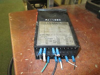 Dynisco Digital Indicator 4 12 Up 120v240vac Used
