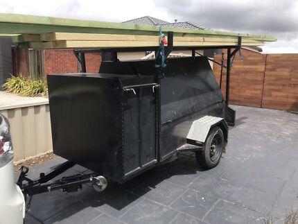 Tradesman tradie trailer 6x4