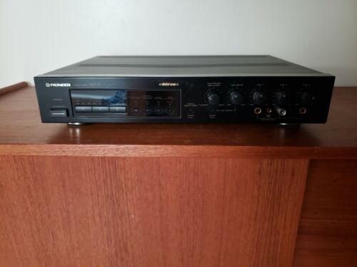 PIONEER MA-9 MIC MIXER DIGITAL ECHO - KARAOKE PITCH CONTROL - JAPAN 1992