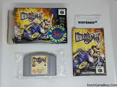 Road Rash 64 - EUR - Nintendo 64 - N64