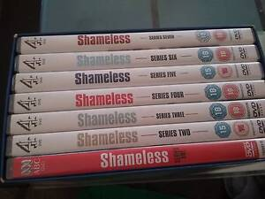 Shameless seasons 1 - 7 box set Leanyer Darwin City Preview