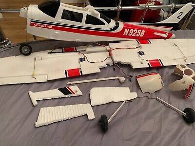 used rc model planes