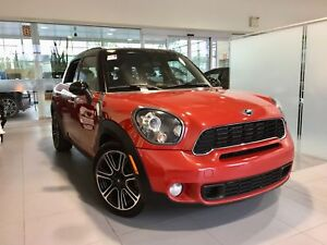 2013 MINI Cooper Countryman Cooper S + XENON + ALL 4 + 18PO + WO