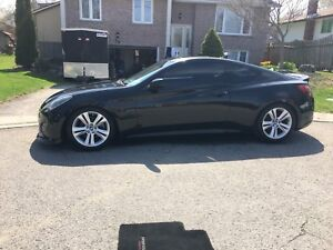 2010 genesis coupe 2.0T can be sold safety and e tested