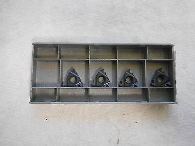 Iscar Carbide Internal Threading Inserts 16il3tr Ic908 Qty. 4 5902282