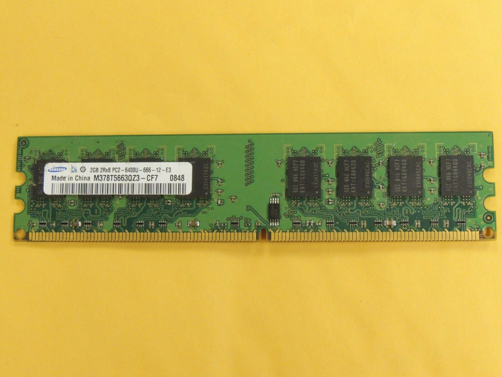 enthusiast class ddr2 800 modules - HD 1600×1200