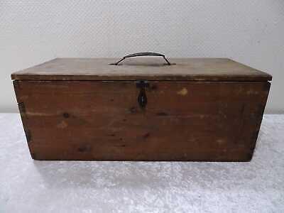 Madera Caja - Taller/Decoración -Vintage -Desván/Industrial-Design
