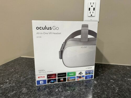 Brand NEW Sealed Oculus Go Standalone VR Gaming Virtual Reality Headset - 64GB