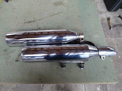 suzuki marauder vz800 1997 Auspuff Exhaust Muffler