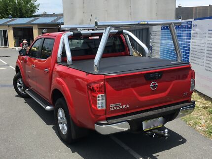 BRAND NEW - Tradesman Rack set - Nissan Navara NP300