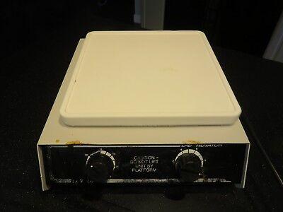 "LAB-LINE LAB ROTATOR MODEL 1309 MIXER SHAKER WITH 9"" PLATFORM ** NEW BELT **, used for sale  Westport"