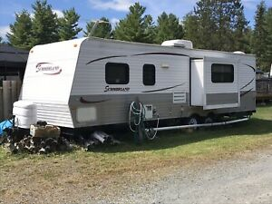 2009 Summerland 31' trailer