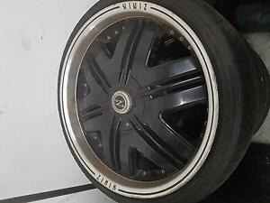 """20"""" inch wheels. For VT series types of Commodore Alexandria Inner Sydney Preview"""