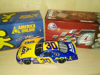Johnny Sauter #30 AOL 1/24 scale Chevy Monte Carlo by Action Racing Collectable Johnny Sauter Racing