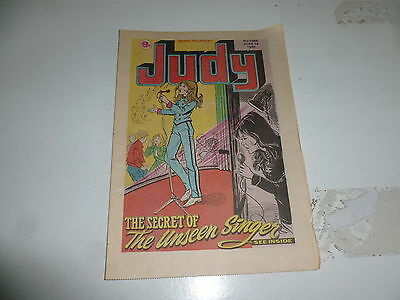 JUDY Comic - No 1066 - Date 14/06/1980 - UK PAPER COMIC