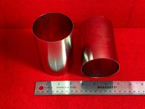 "3"" Diameter Mu-Metal magnetic Photomultiplier Tube PMT Shield 4.5"" X 10"" Faraday"