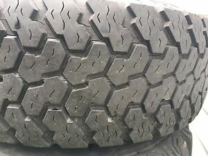 Ford Ranger/Jeep wheels and tires and tailgate