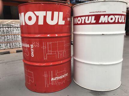 Large Motul Drums for sale- delivered