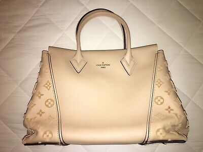 LOUIS VUITTON Paris DUNE TOTE W PM CACHEMIRE VEAU & EMPREINTE ZIPPY WALLET DUNE
