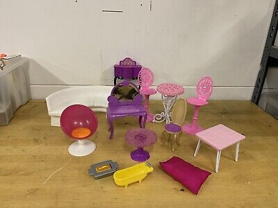 Furniture For Barbie Malibu Dream House, limited edition, extremely rare,