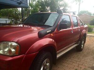2002 Nissan Navara Ute - Quick sale Nakara Darwin City Preview