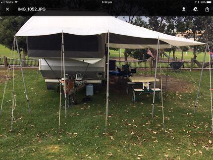 Jayco Eagle Off Road Camper