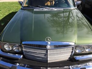 1977 Mercedes Benz For Sale