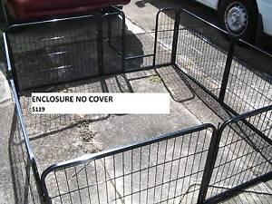 BRAND NEW Pet Dog Exercise Encl Fence Play Pen Run-61cmx8 PANEL Kingston Logan Area Preview