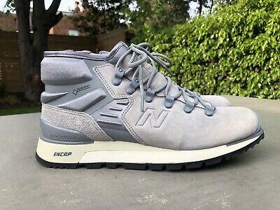 New Balance Niobium Grey Sneaker Boot Gortex Encap Bnwt Uk7.5 990 991 997 998