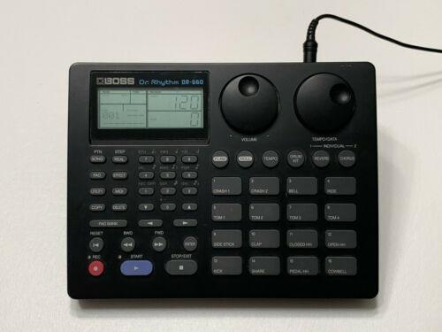 BOSS DR-660 Rhythm drum machine dr660 w/ Owner
