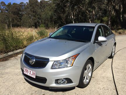 2014 Holden Cruze Automatic Turbo Diesel