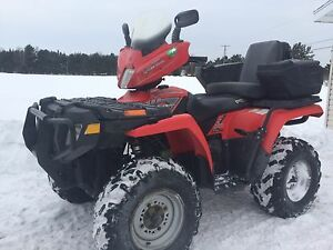 Polaris sportsman 500 ho 4x4