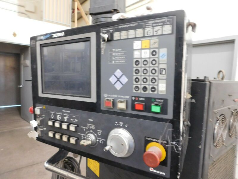 amada press brake machine