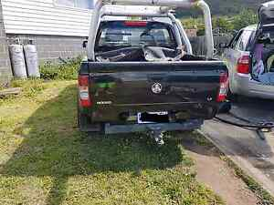 Quick sale 2007 holden rodeo Claremont Glenorchy Area Preview