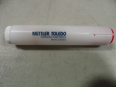 Mettler Toledo 51344631 Calibration Tube Optiox