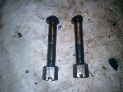 Farmall Ihc Tractor Super C 200 230 Connecting Rod Bolts
