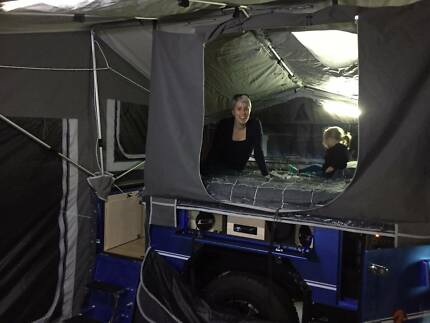 Camper Trailer Portland LX EzyTrail / PMX