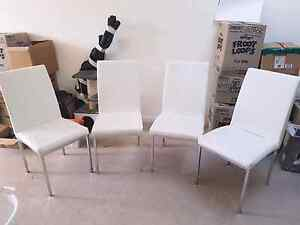4 x Dining Chairs Newington Auburn Area Preview