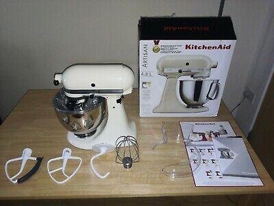 KitchenAid 5KSM125BAC Artisan Stand Mixer - Almond Cream