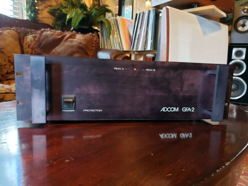 ADCOM GFA-2 Amplifier, Excellent Operational Condition