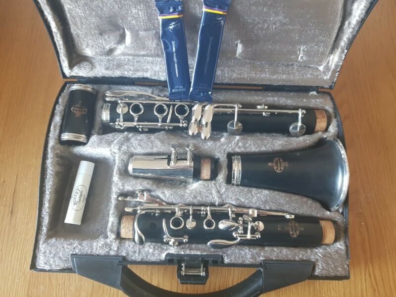Clarinet buffet B 12 (461)