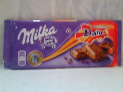 10 Tafeln Milka Daim Schokolade zu je 100g