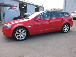 2009 Holden VE Commodore INTERNATIONAL Automatic Wagon MY10 Fyshwick South Canberra Preview