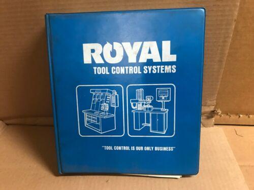 Royal Variset II 2 Gage System Manual & User